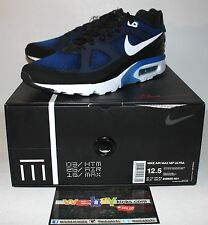 Nike Air Max MP Ultra SuperFly Mark Parker Blue Black Sneakers Men's Size 12.5