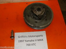 97 98 99 YAMAHA Vmax XTC 700 v-max 600 secondary driven clutch w bolt 8BV sx sxr