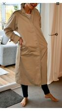 SUPERB BURBERRY LADIES MAC TRENCH COAT RAINCOAT  LABEL SIZE US 10 EXL UK 12EXL
