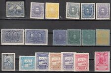Venezuela Scott 249 // 437 Mint hinged sets and better singles (CV $53.45)