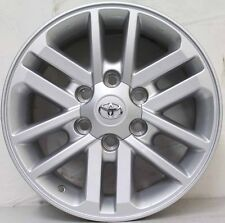 17 inch Genuine Toyota Hilux  2013 SR5 4X4  Wheels