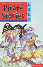 The Kingfisher Treasury of Pirate Stories BRAND NEW BOOK  (Paperback, 2004)