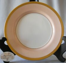 Salad Plate Fitz & Floyd China Versailles Shell Peach