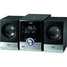 AEG MICRO STEREOANLAGE MC 4461 BLUETOOTH CD RAIO USB STEREO ANLAGE SYSTEM