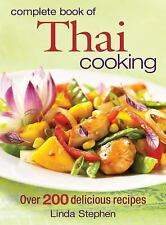 Complete Book of Thai Cooking-ExLibrary