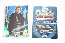 Star Wars -Serie 3 (Movie 1)-Glitzer-Karten z. Aussuchen  (je Karte....1,00€)