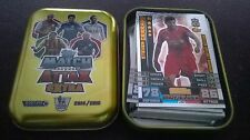 Match Attax Extra 2014/15 + 60 cards limited Edition Bronze Gerrard 14 15 14/15