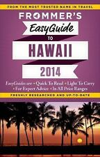 Frommer's EasyGuide to Hawaii 2014 (Easy Guides)-ExLibrary