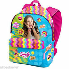 DISNEY.School Bag Soy Luna  Disney 30cm Backpack.NEW AND OFFICIAL
