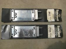 """Chrysler Chevrolet Holden Ford Easy seal 2.0"""" Exhaust clamps x 2"""