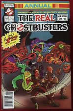 The Real Ghostbusters Annual 1992 - First Printing - Comic Book - NOW Comics