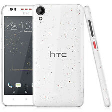 Slim Clear Crystal Transparent Hard Plastic Case Cover Skin For HTC Desire 825