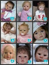 Beautiful Custom Reborn Doll TODDLER Boy or girl Collectible Baby