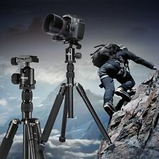 "Selens 62"" Tripod & Monopod T170  Ballhead For Photo & Video FOR Canon Camera UK"