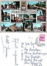 Città di Cento 9 PANORAMI Monumento Guercino Porta Pieve Monum Bassi (A-L 279)