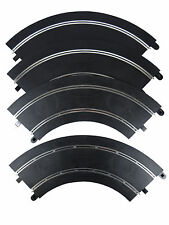 Scalextric XL Radius 2 45° Double Curve Track - 4 Pieces