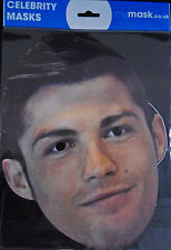 Celebrity Face Masks Cristiano Ronaldo Mask Football Followers Sports Portugal