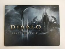 Diablo III 3 Reaper of Souls Collector's Edition Mathael Mouse Mat - New