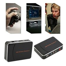 Game Video Capture HD 1080P HDMI YPBPR Recorder for Game Lovers UK Plug IM