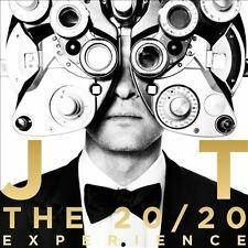 New: JUSTIN TIMBERLAKE - The 20/20 Experience CD [K26]