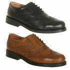 Mens Shoes Leather Brogues Size 6 7 8 9 10 11 12 13 14