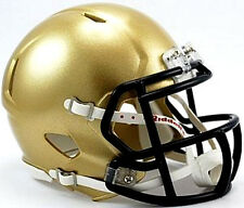 Navy Midshipmen Riddell NCAA College Football Team Speed Mini Helmet