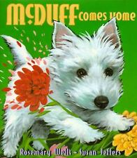 McDuff Comes Home by Rosemary Wells (1997, Hardcover)