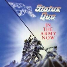 "Status quo ""in the Army Now"" CD NUOVO"