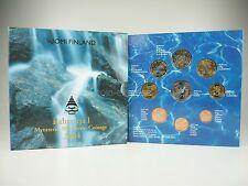 *** EURO KMS FINNLAND 2004 BU Kursmünzensatz Suomi Rahasarja I Coin Set ***