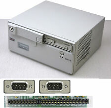 PC COMPUTER DOS WINDOWS 95 98 INTEL 1,2GHZ 256MB ISA 2xUSB 4x RS-232 LPT LAN -W1
