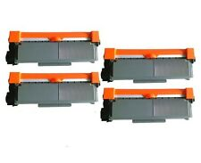 4PK TN660/TN630 High Yield for Brother MFC-L2700,L2720/DCP-L2520
