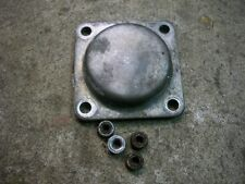 BSA Sump Plate and Filter 441 B44VS 1969 or 1970