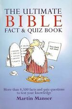 The Ultimate Bible Fact & Quiz Book Chartwell Books Spiral-bound