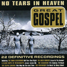 NEW - No Tears in Heaven: Great Gospel by Various Artists