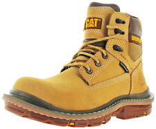 Caterpillar Men's Fabricate 6 in. Composite Toe Work Boots WIDE Size 7.5