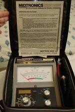 Midtronics Midtron 1000 Battery Condition Tester with Case and Cables