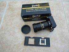 Opteka Digital Duplicator Slide Copier HD Hi Def Nikon Compatible