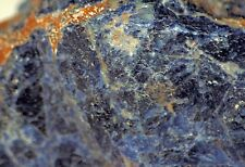 Namibian Sodalite lapidary rough 7.7 lbs beautiful blue white material 2620 gram