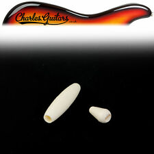 NEW PARCHMENT STRAT STYLE TIP SET TREMOLO & SELECTOR (CH31027)