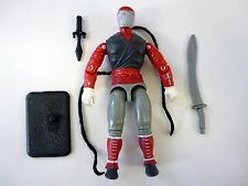 GI JOE COBRA SLICE Action Figure COMPLETE 3 3/4 C9 v4 2002