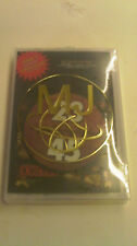 MICHAEL JORDAN POGS LOT OF 10 BOXES, NEW UPPER DECK WITH ALUMINUM SLAMMERS NEW