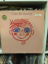 Barbra Streisand - Color Me Barbra Columbia 2 Eye Mono PROMO copy VG+