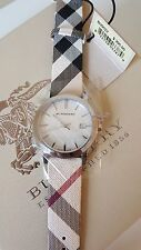 Burberry BU9022 Heritage Swiss Made Women's Watch