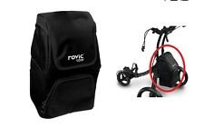 Clicgear Rovic Cooler Bag Fits RV1C RV1S Golf Push Cart Lunchbox Beverage Holder