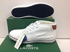 Lacoste Ampthill Chunky Winter Casual Sport Kids Trainers, Size UK 1.5 / EU 34