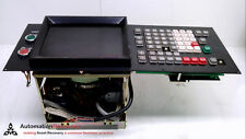 FANUC A05B-2003-C031, MDI CRT UNIT, WITH MONITOR AND KEYBOARD, 12VDC,, S #223701