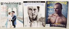 Rangefinder Magazine ~ 3 Issues ~  November ~ December ~ January ~ 2013 - 2014