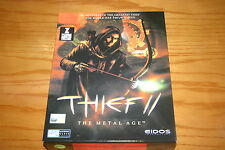 Thief 2  The Metal Age !!! BRAND NEW !!! PC BIG BOX