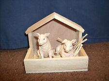 Pigs In Mini Barn TO3129