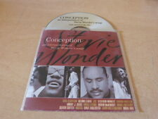 STEVIE WONDER _ AN INTERPRETATION - RARE FRENCH ONLY PROMO CD !!!!!